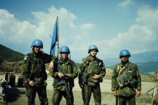 Fot-patrull IGMAN